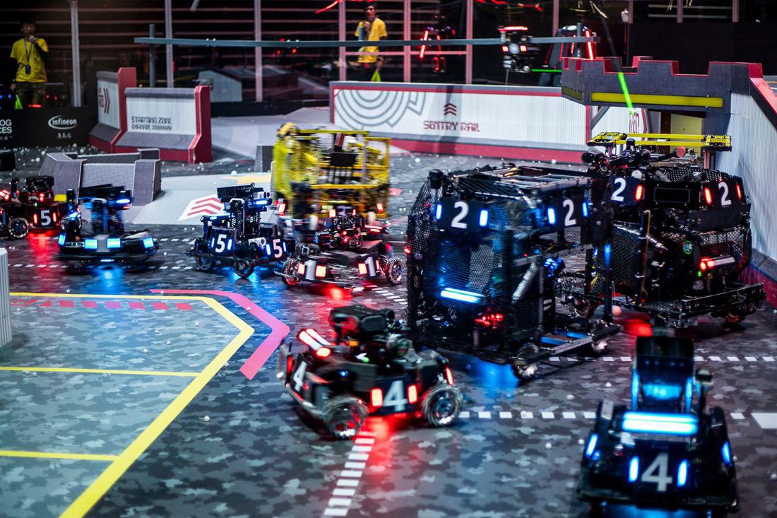 选科选专业,综合评价招生,理科生机器人&人工智能暑期研学营开始报名了!(下)