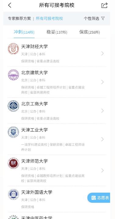 浙江2020新高考志愿填报系统特色介绍